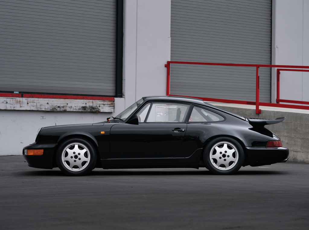 Carrera 4 Lightweight