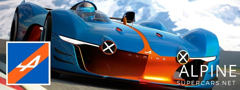 Alpine Cars