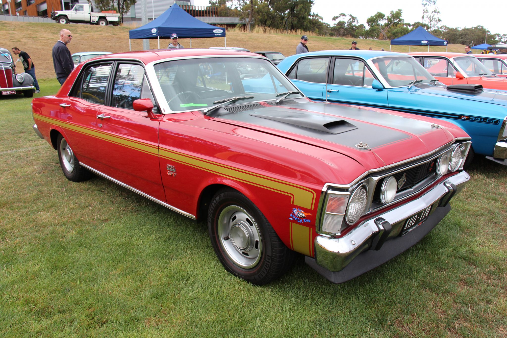 Ford Falcon Gtho Phase Ii
