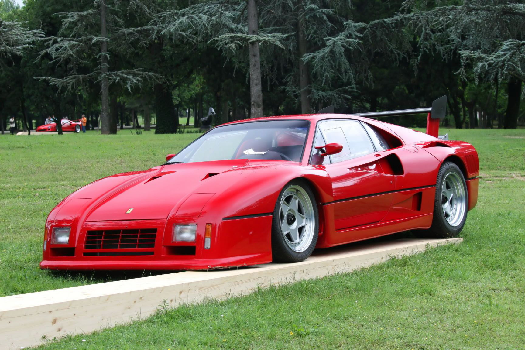1986 ferrari gto evoluzione. Black Bedroom Furniture Sets. Home Design Ideas