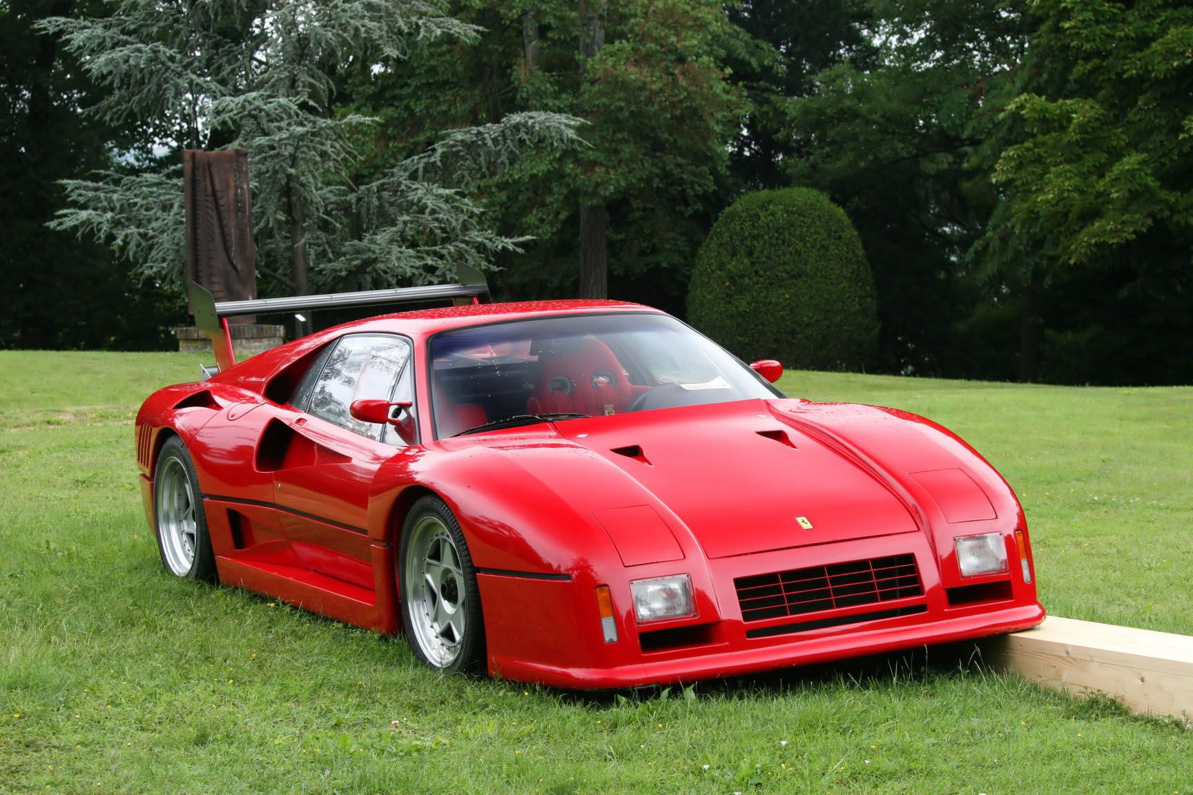 1986 ferrari 288 gto evoluzione 024 5243. Black Bedroom Furniture Sets. Home Design Ideas