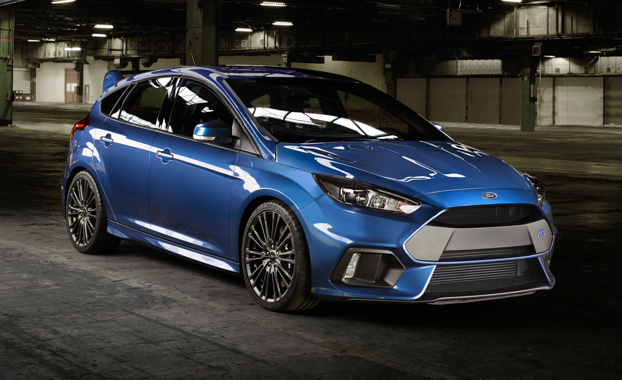 2017 Ford Focus Rs Supercars