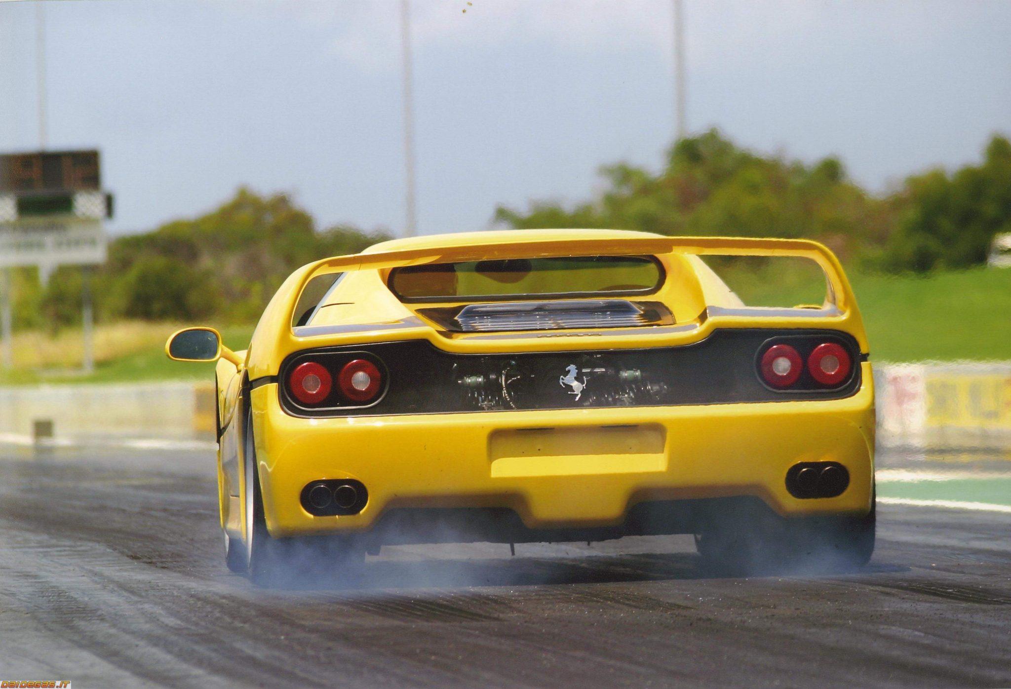 Ferrari F50 Supercar Supercars Net