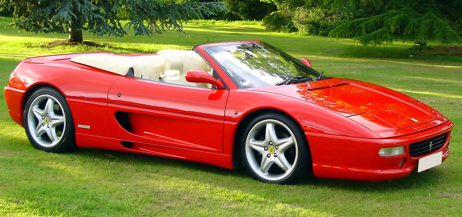 1996 ferrari f355 spider ferrari. Black Bedroom Furniture Sets. Home Design Ideas