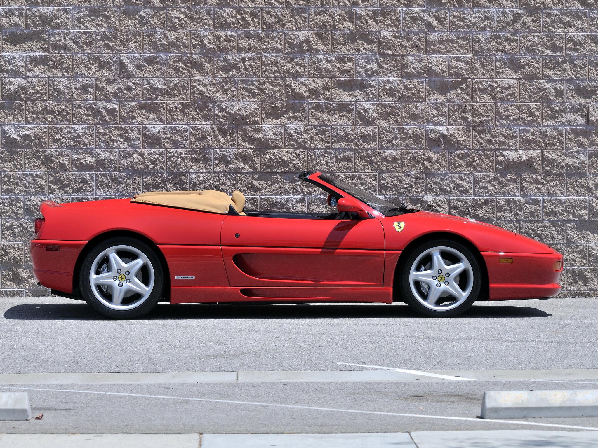 Ferrari F355 Spyder