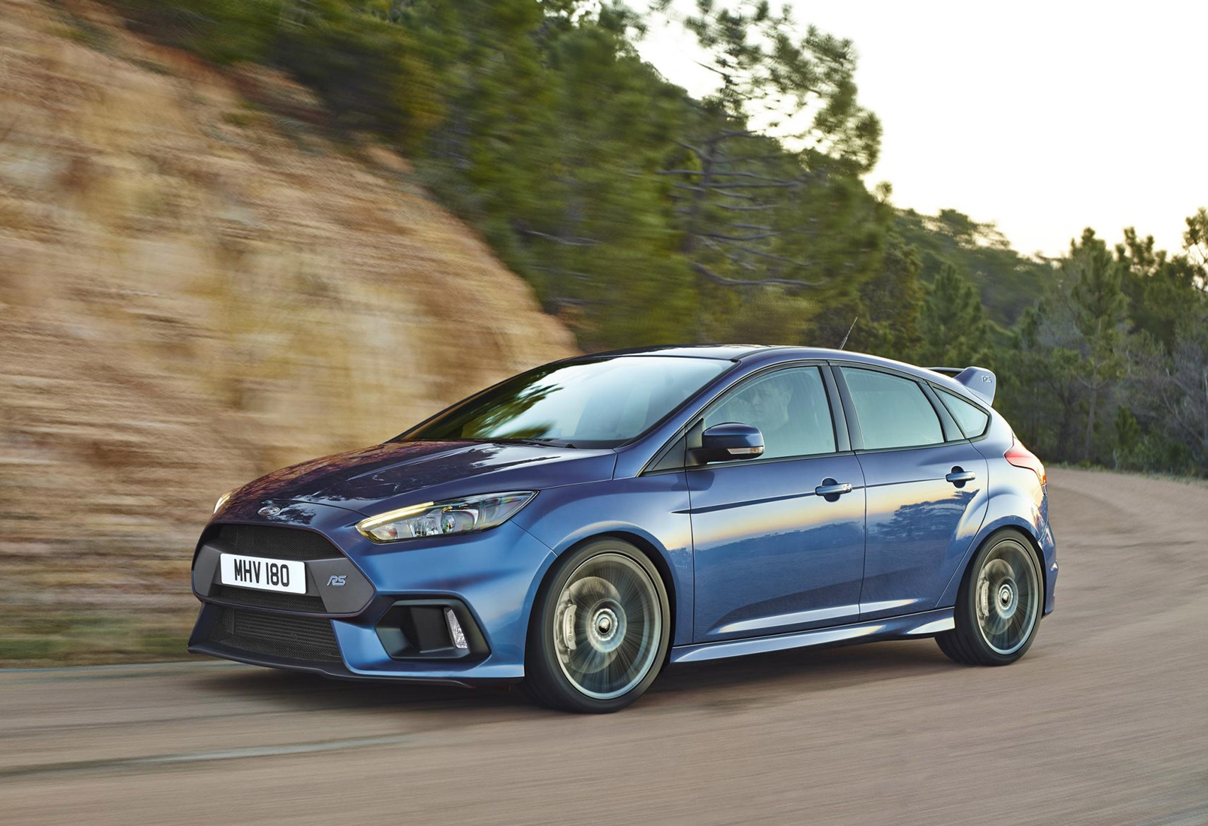 Ford Focus RS AWD 2016 2.3 Ecoboost sports car hot hatch
