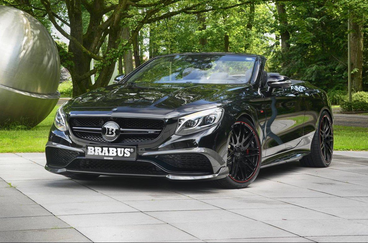 brabus mercedes benz s63 amg cabriolet 11 e1466437088900. Black Bedroom Furniture Sets. Home Design Ideas