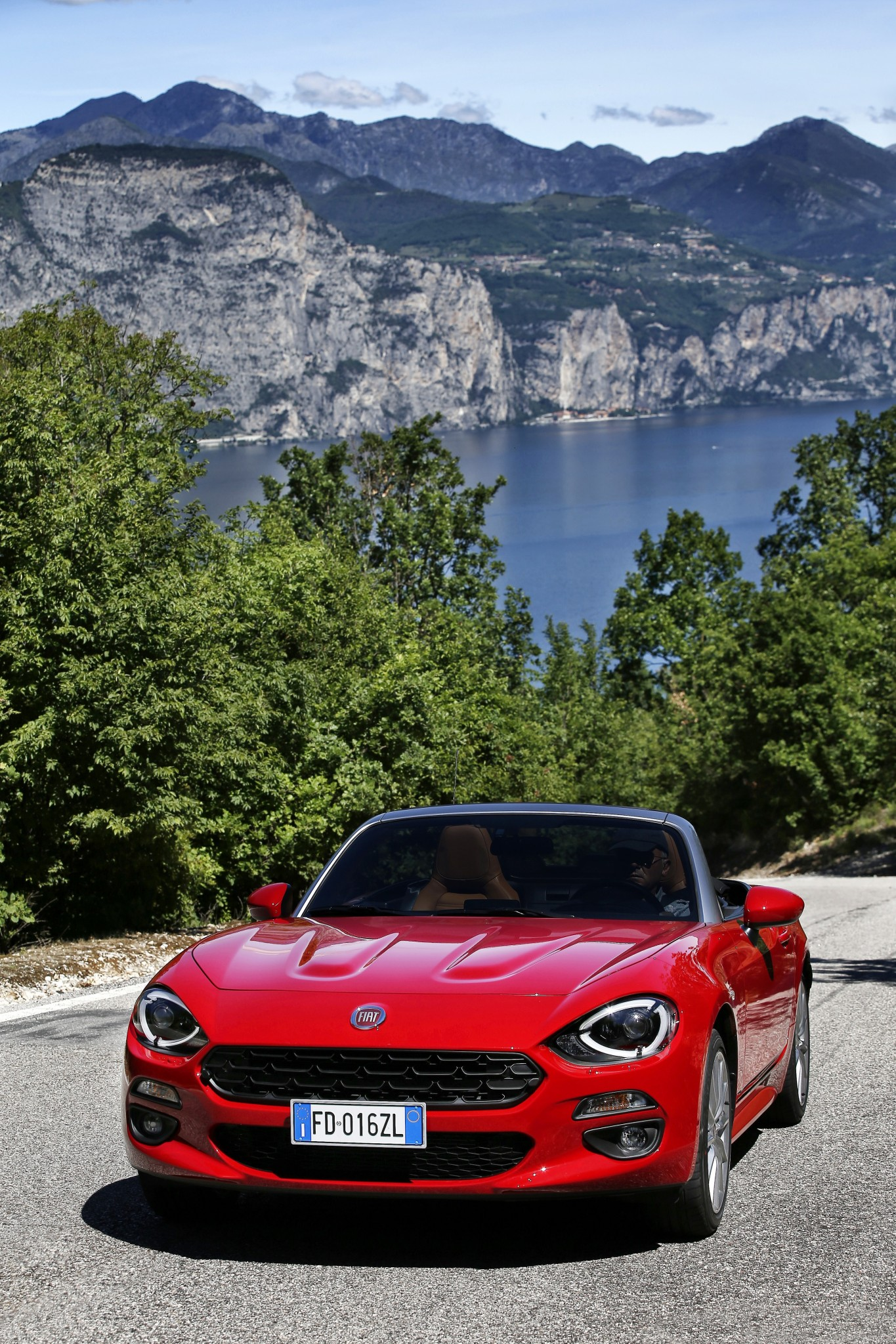 Bose Speakers For Cars >> Fiat 124 Spider | | SuperCars.net
