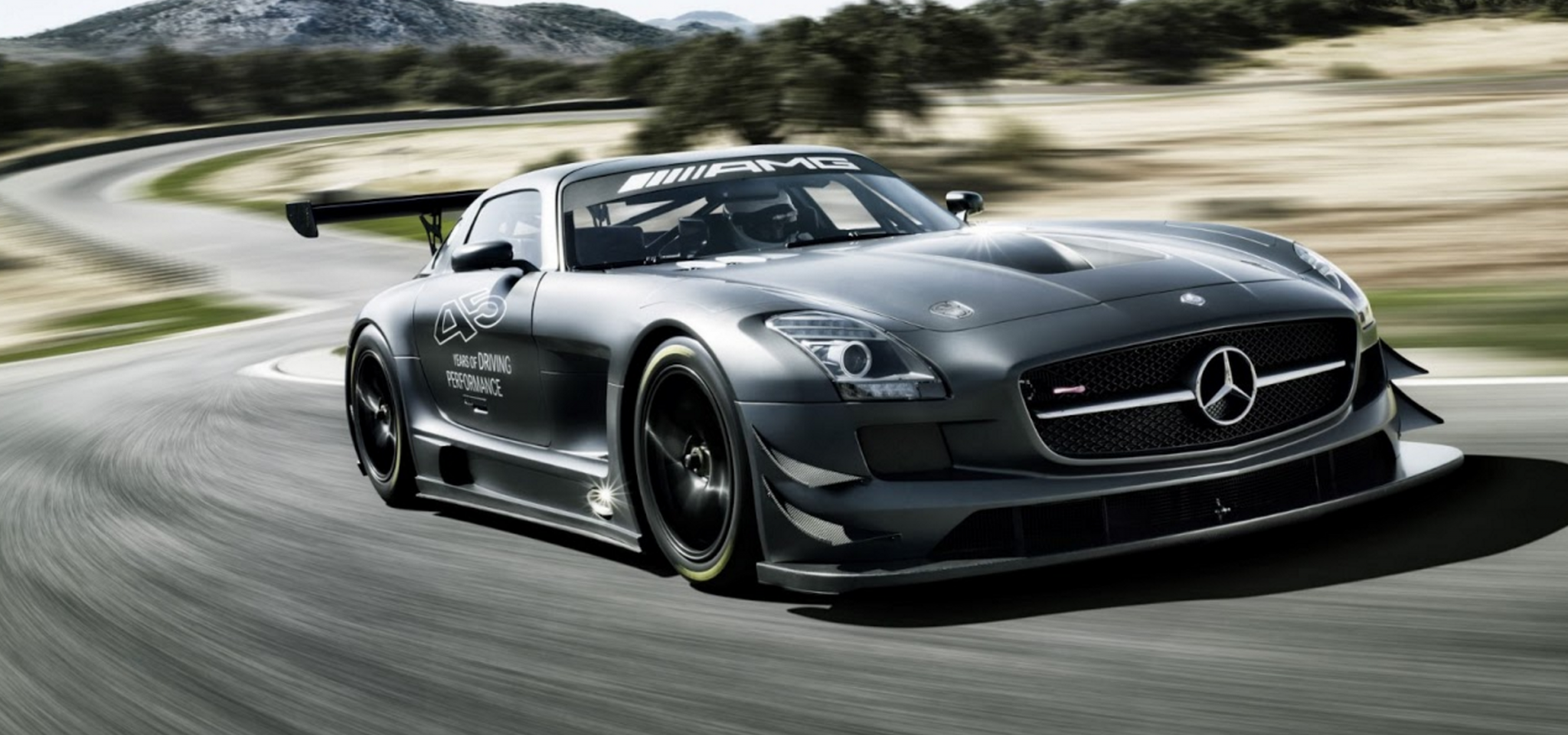 Mercedes Benz Brand Home Page Supercars Net