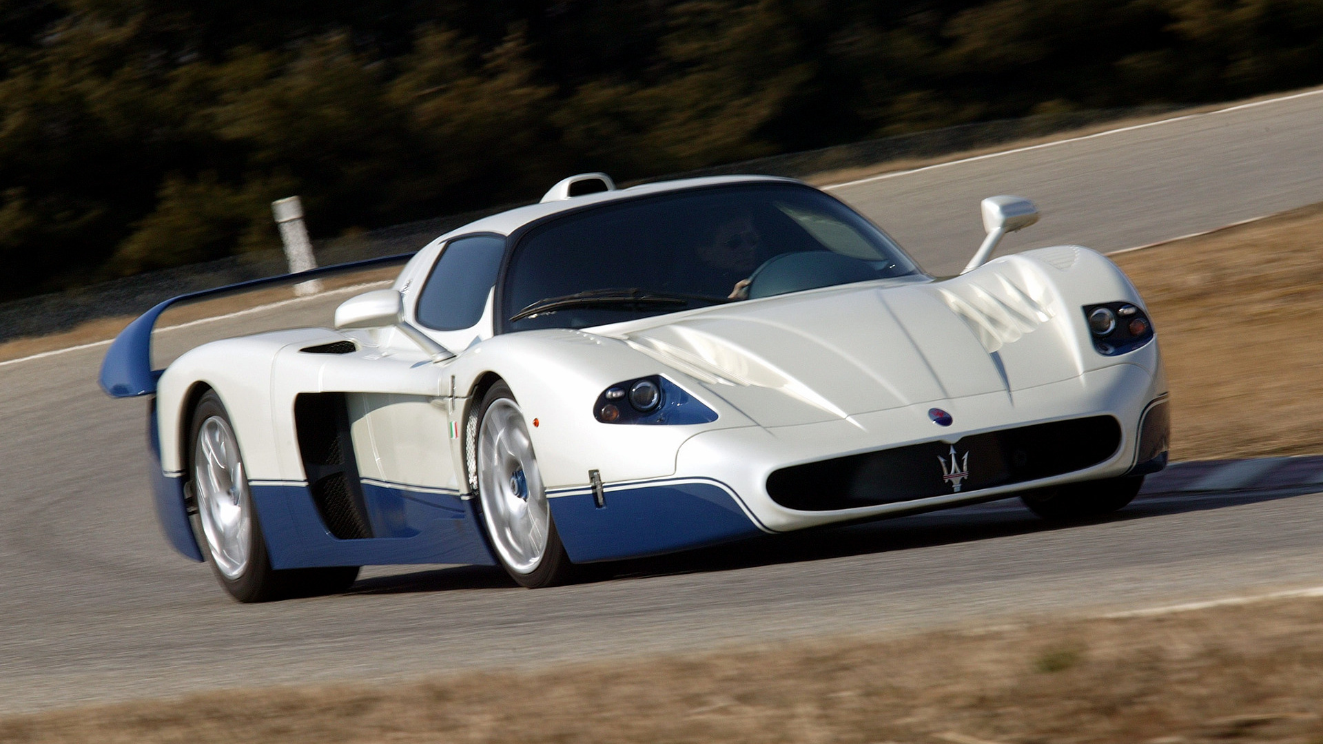 Maserati Brand Home Page Supercars Net