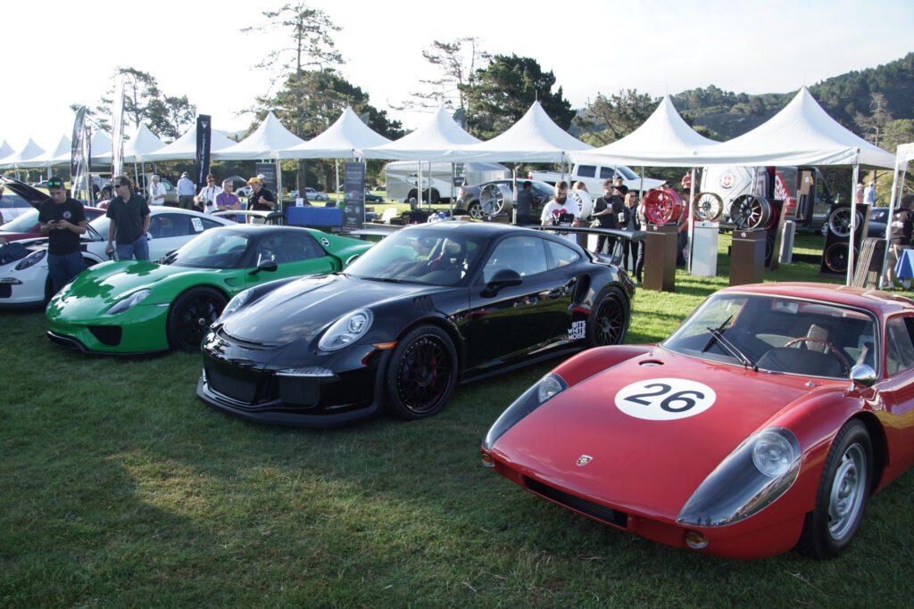 Porsche-Werks-Reunion