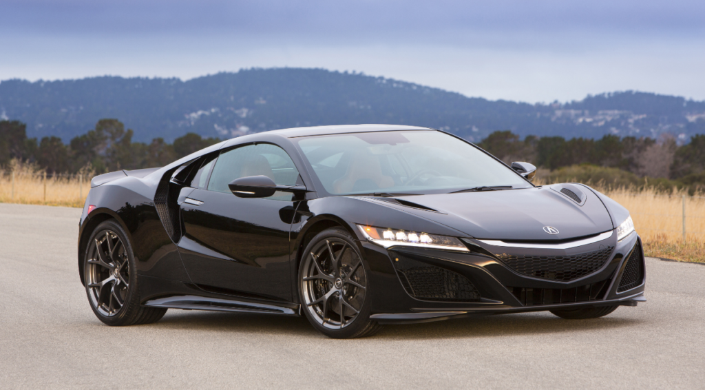 Honda NSX 2016 Sports car supercar