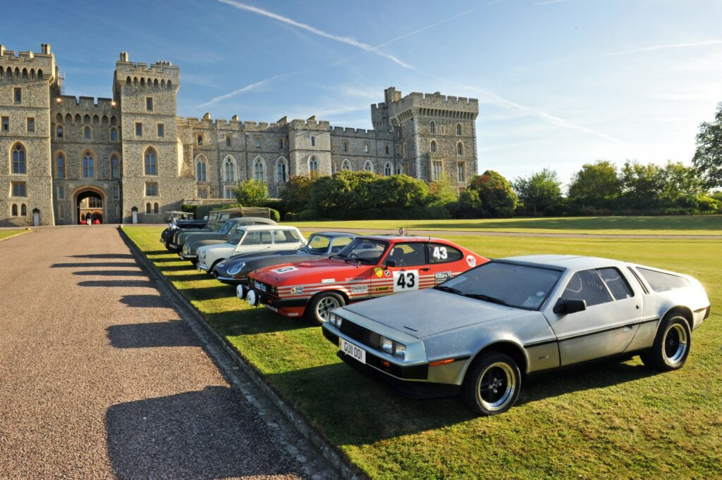 'Best of British' at Concours of Elegance
