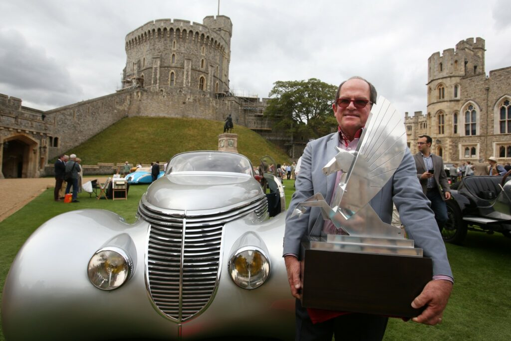 Hispano-Suiza Awarded Best in Show