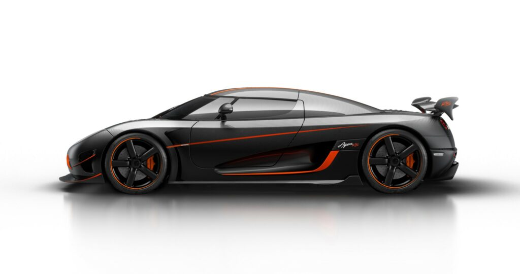 best convertible supercars - koenigsegg agera rs