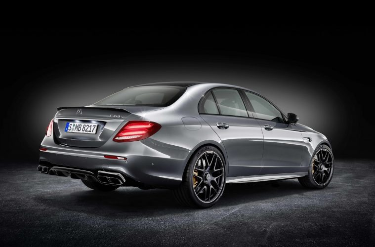 Mercedes-AMG Unveils the All-New E63 and E63 S