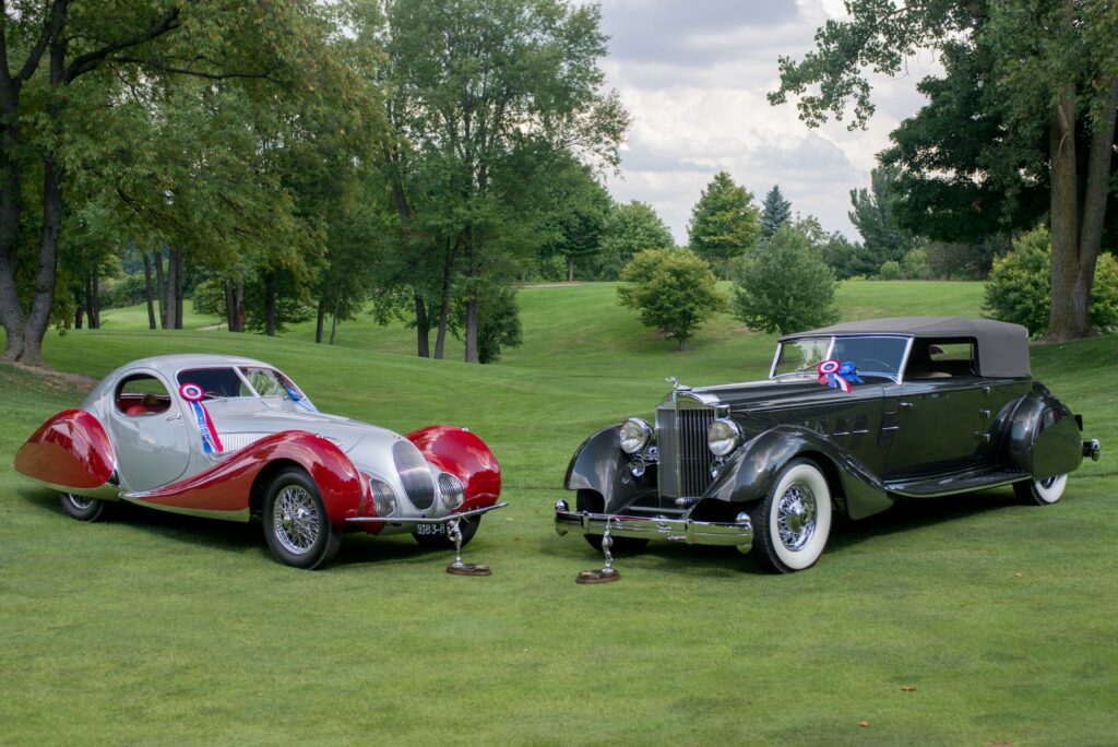 2016 Concours d'Elegance of America