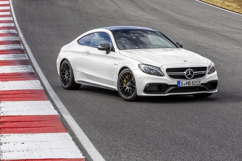 2016 Mercedes AMG C63 Coupe