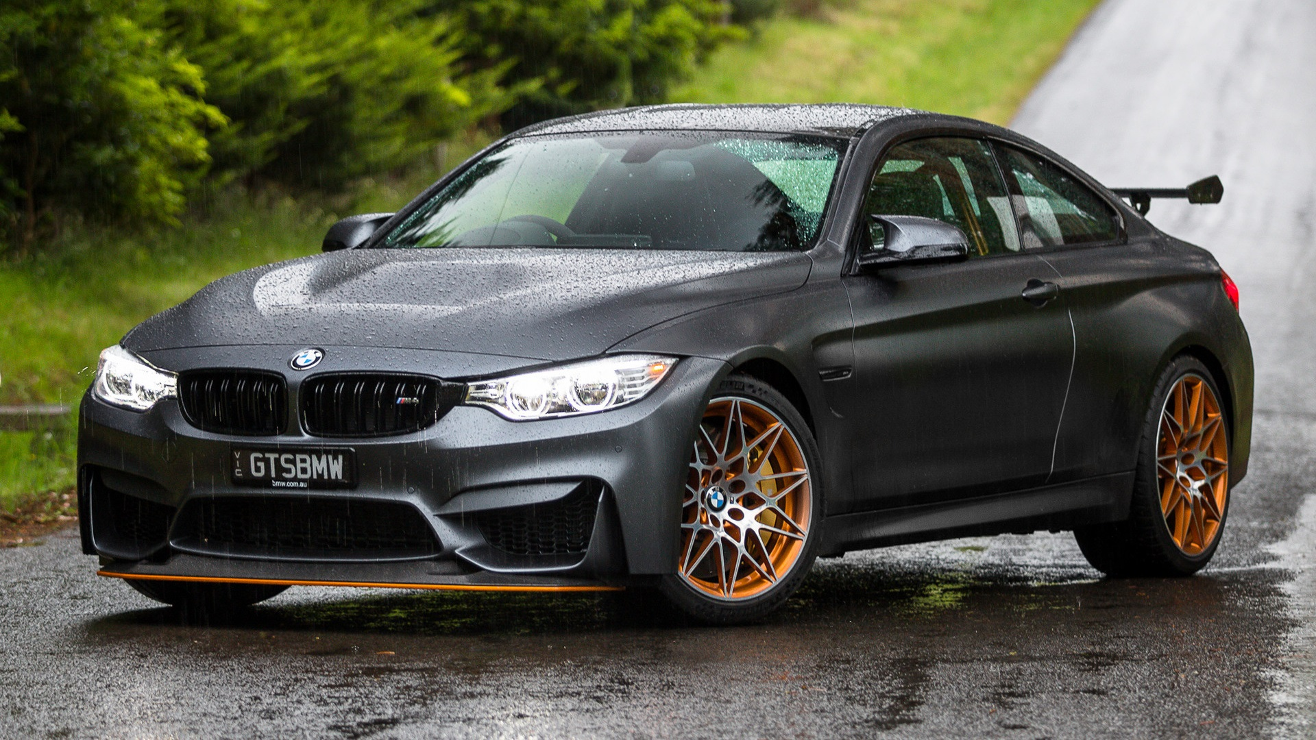 Bmw M4 Gts Wallpaper