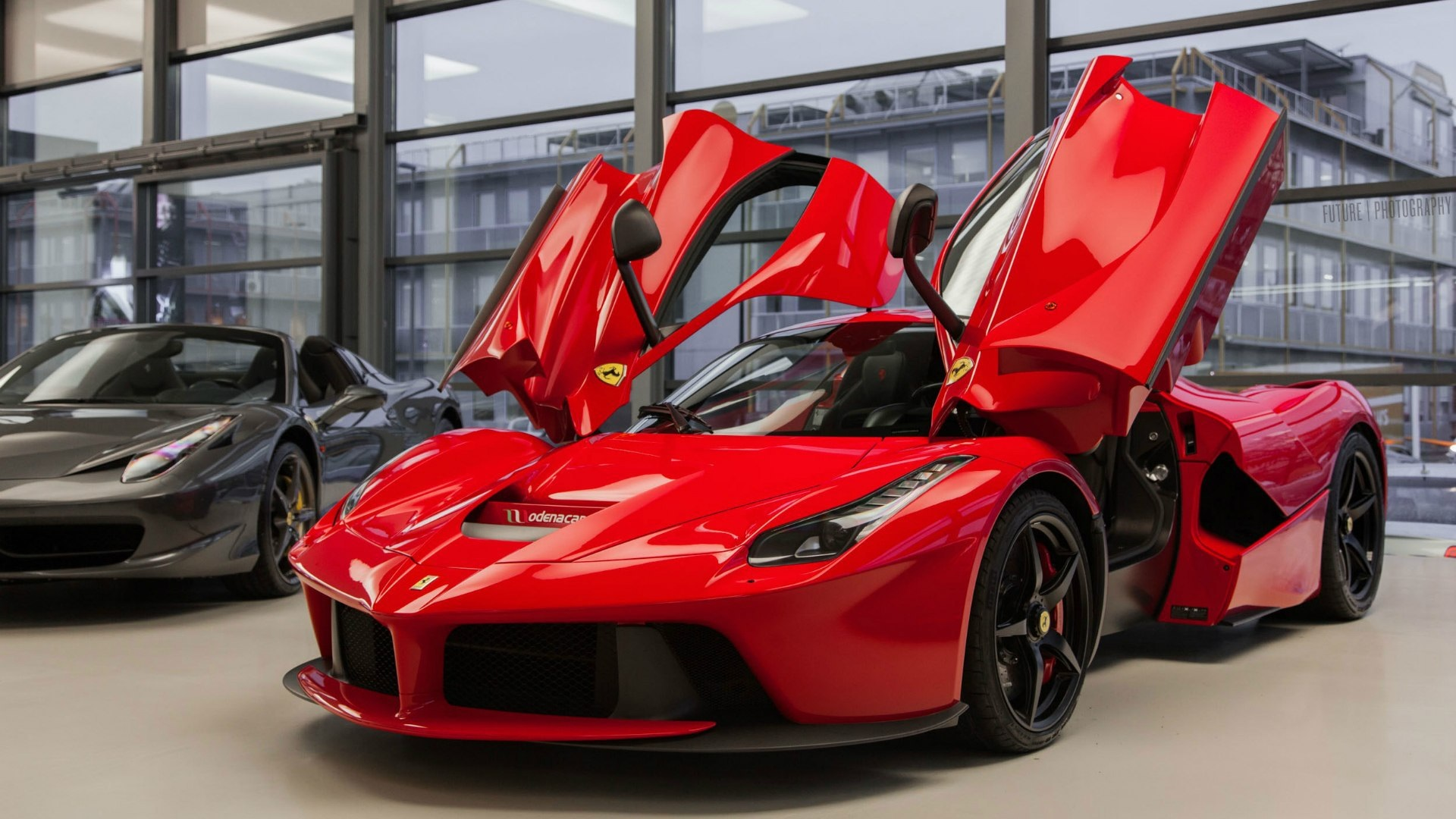 2017 Ferrari 458 Price >> Ferrari LaFerrari Showcase Full HD Wallpaper