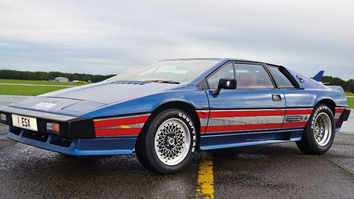 Lotus Essex Turbo Esprit