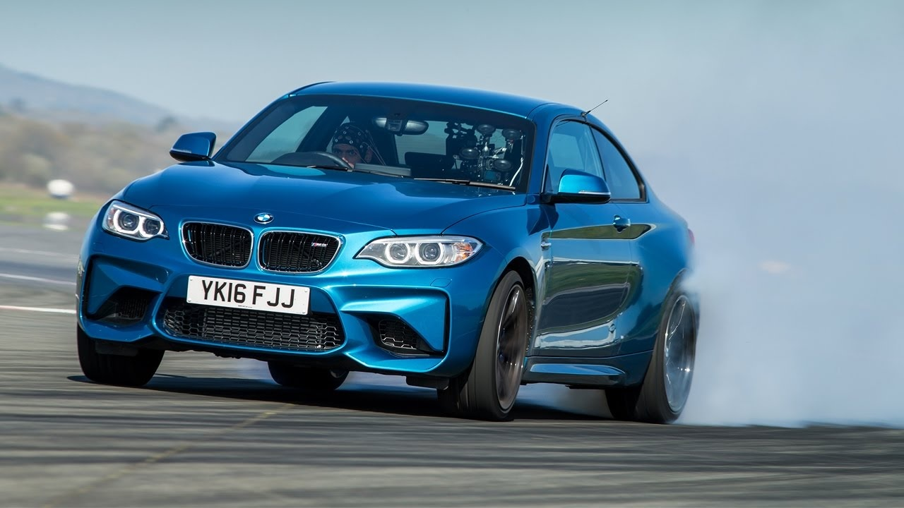 Watch Chris Harris As He Tests The New Bmw M2