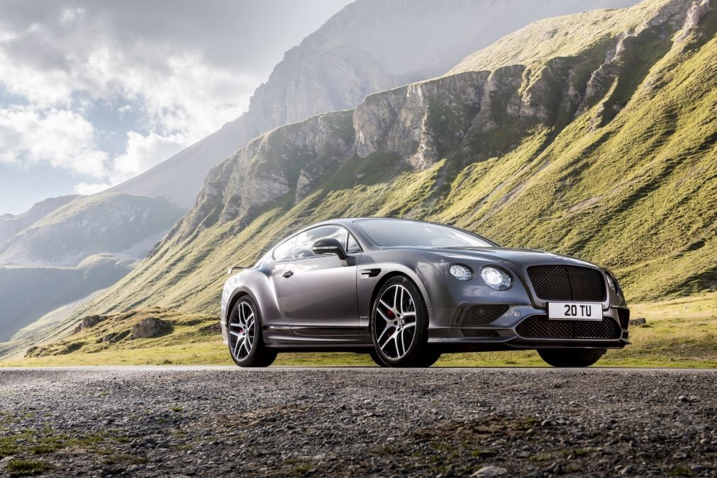 Bentley Continental Supersports 7 of the best Bentley
