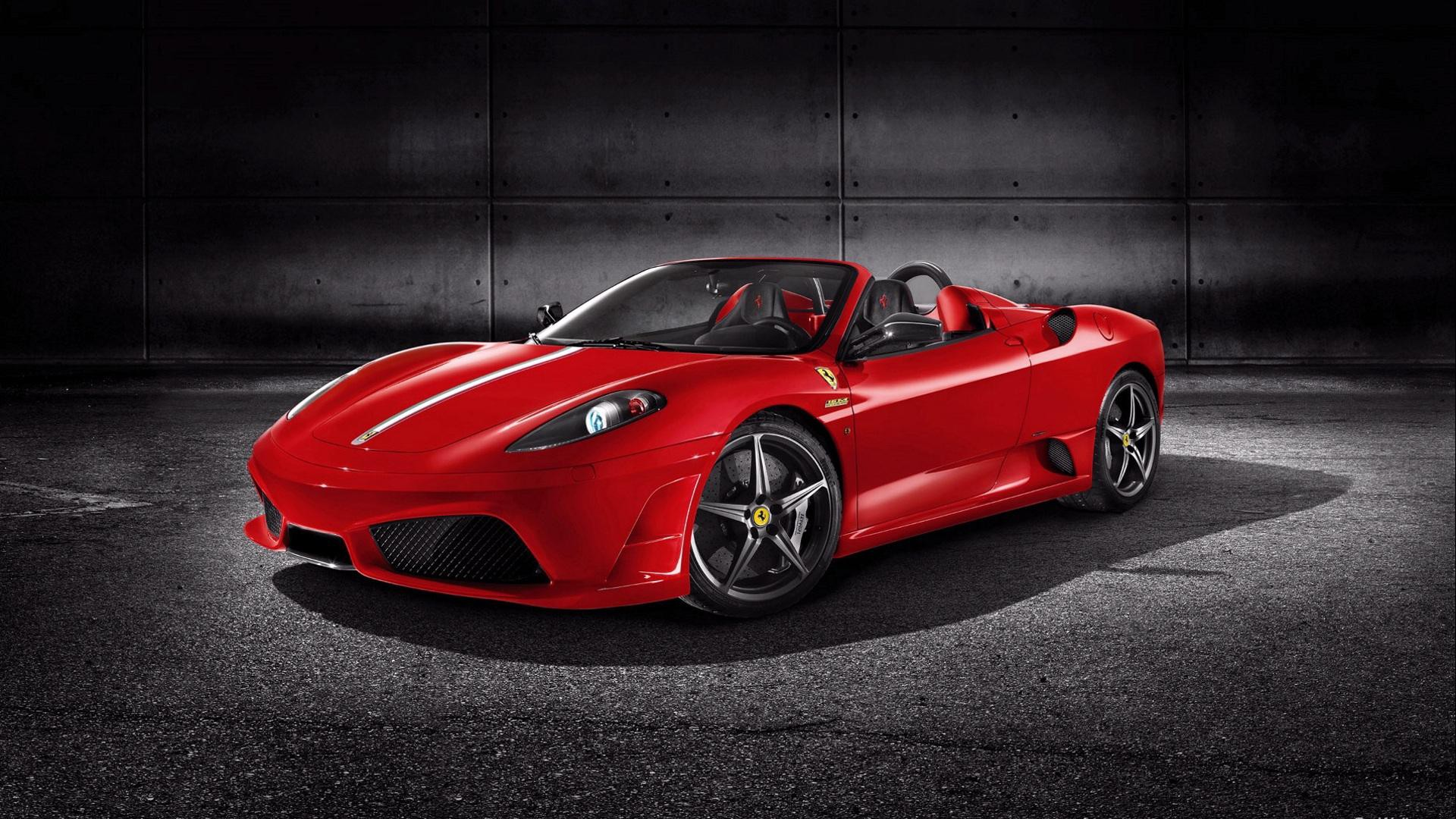 Amazing Full Hd Ferrari F430 Scuderia Spider Wallpaper