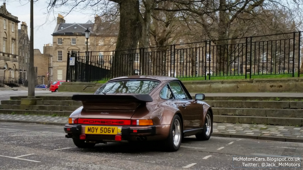 Porsche 911 Turbo courtesy of McMotorsCars.blogspot.co.uk