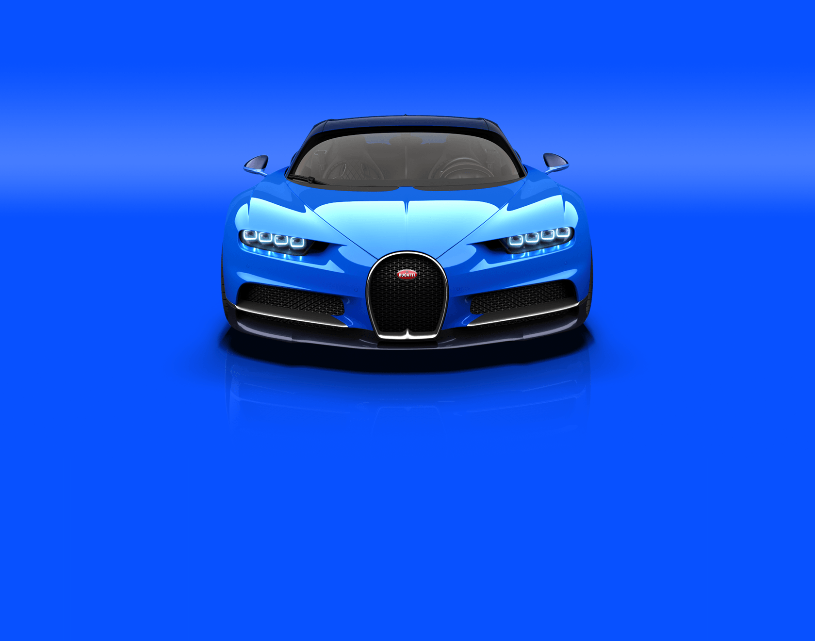 The Bugatti Chiron Takes To The Road Hypercar Supercars Net