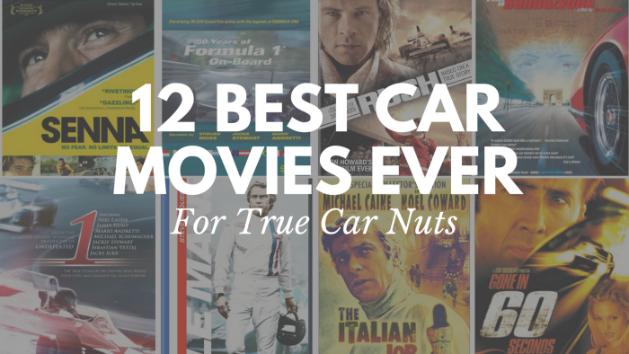 12 Best Car Movies Ever