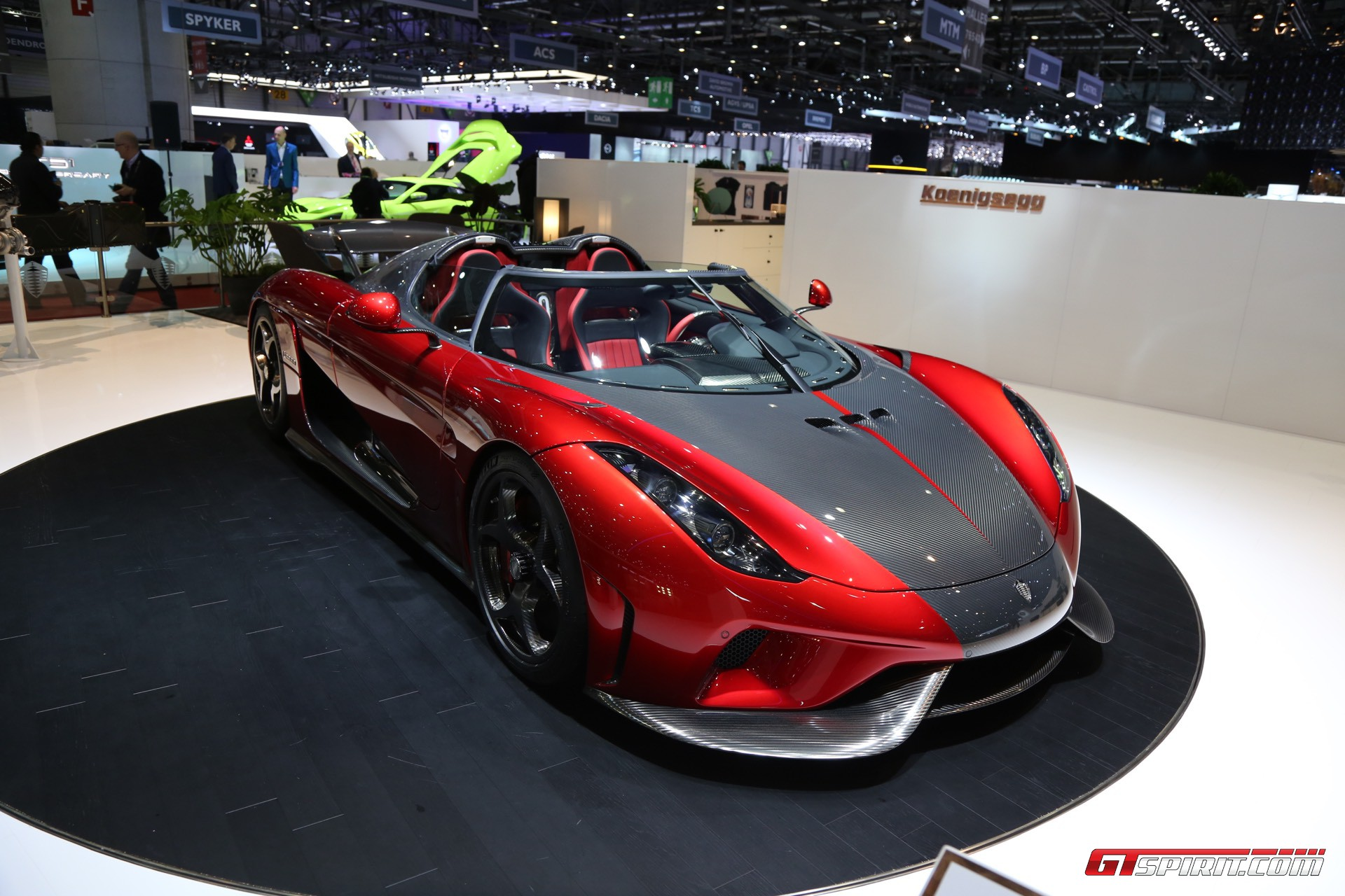 Meet The Koenigsegg Regera Production Spec