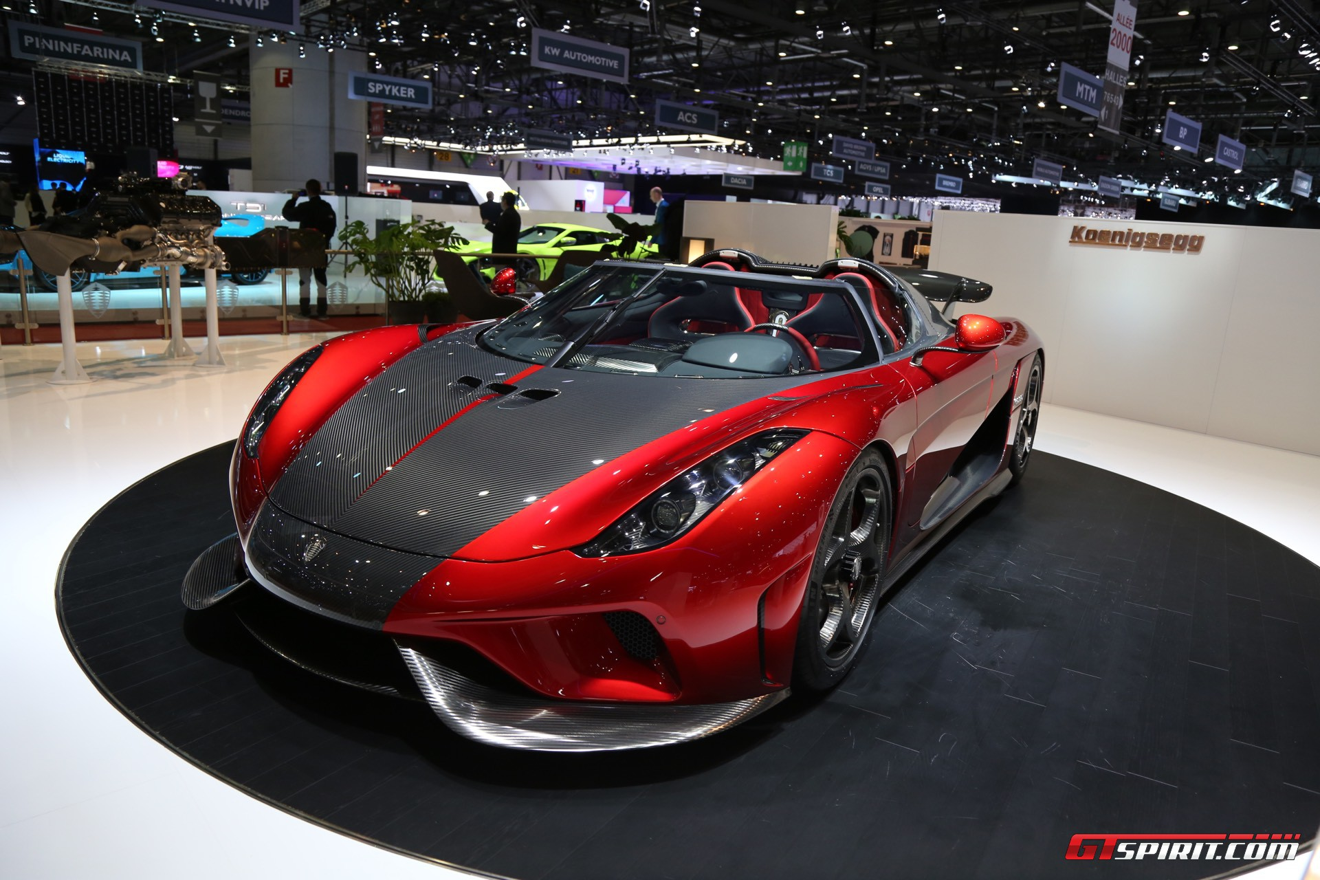 Lamborghini Car 2017 Model >> Meet the Koenigsegg Regera Production Spec