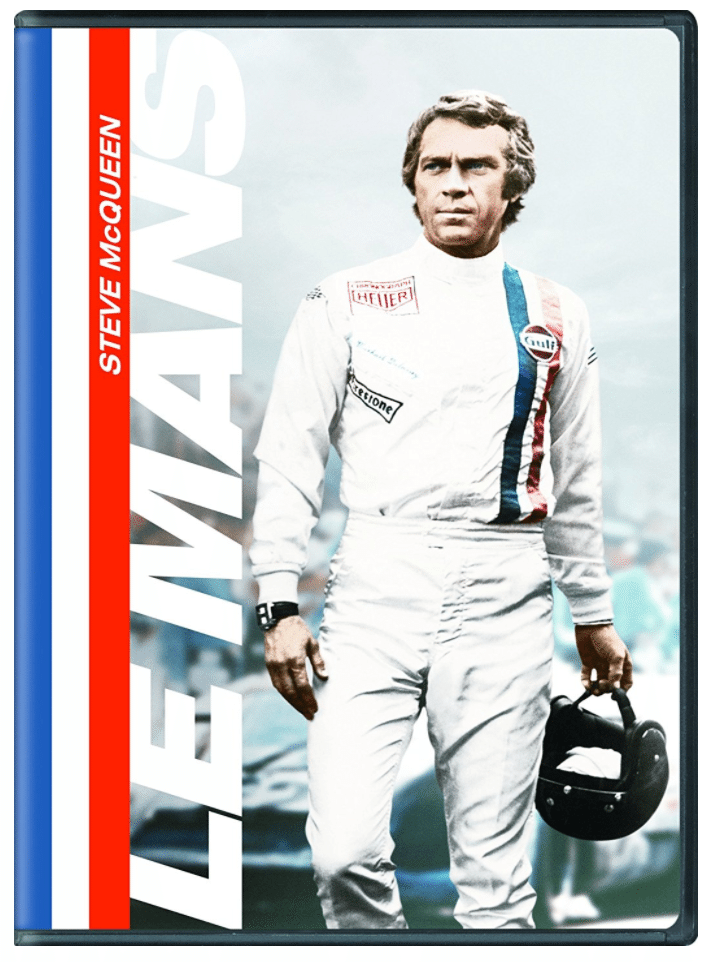 Le Mans - Best Car Movie