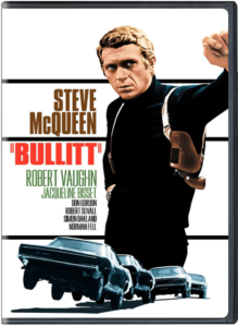 Bullitt - Best Car Movie