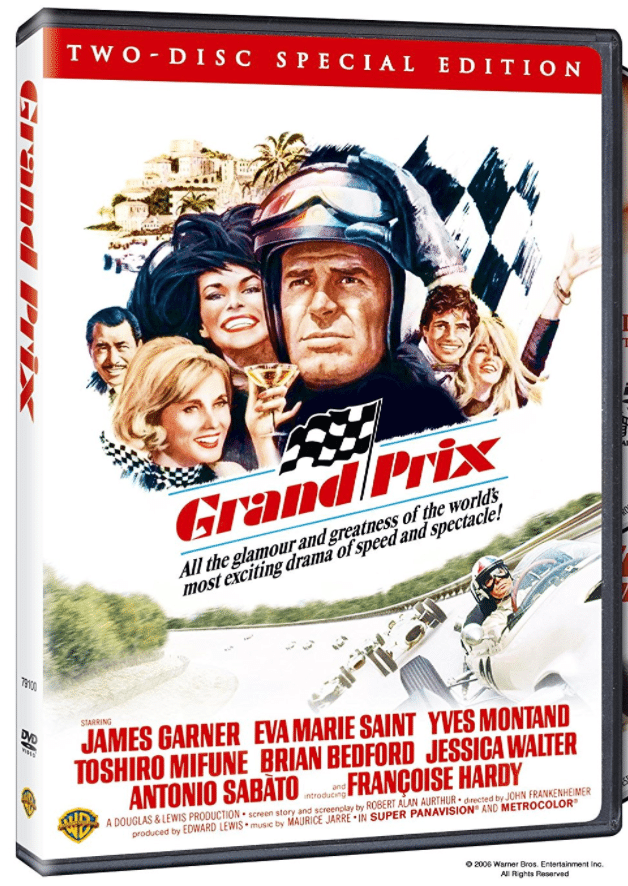 Grand Prix - Best Car Movies