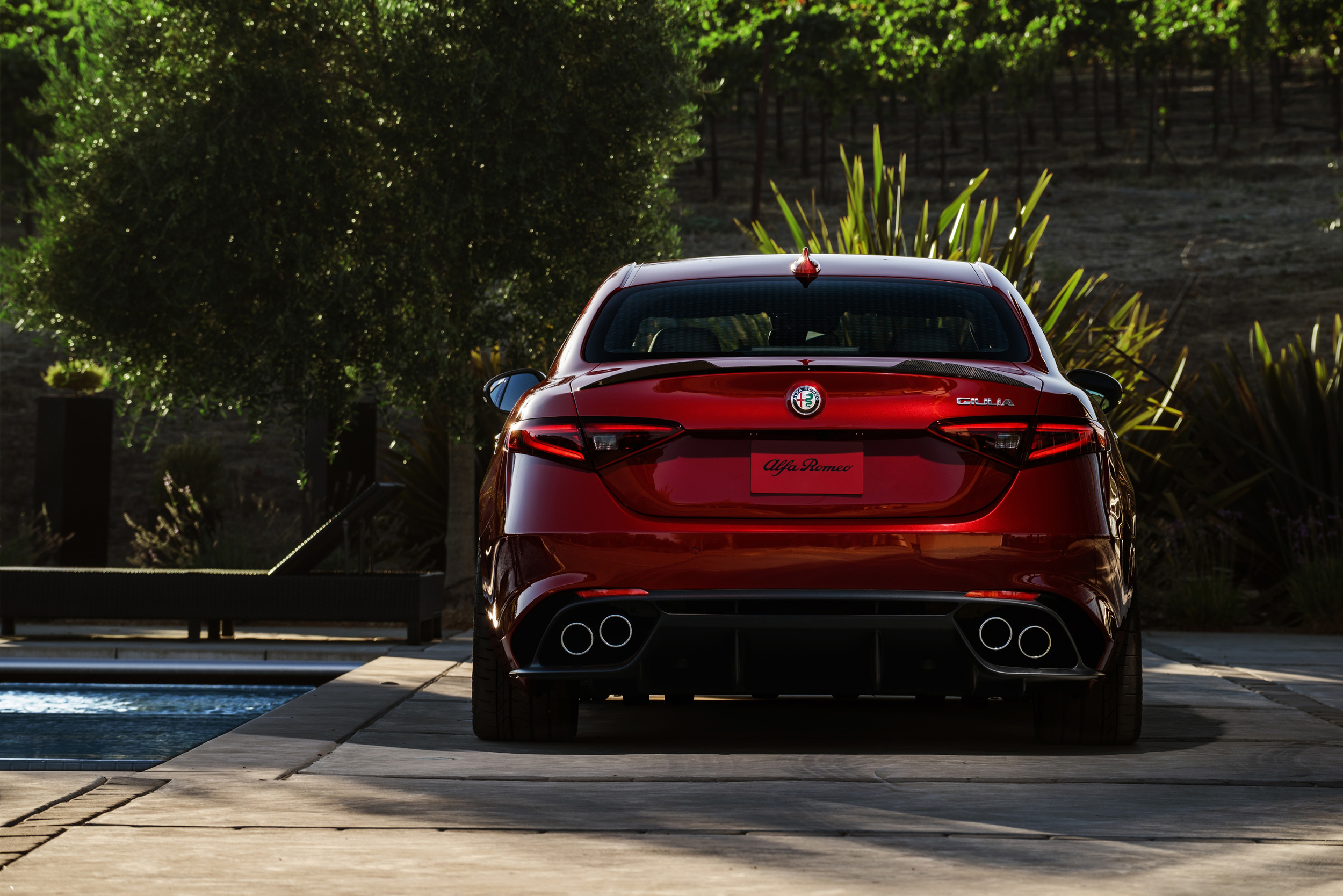 Alfa Romeo Giulia Customers Asked for Exhaust Upgrade and