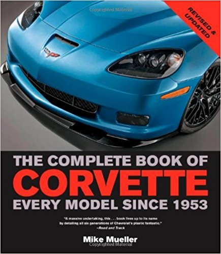 Best Car Books - The Complete Book of Corvette: Every Model Since 1953