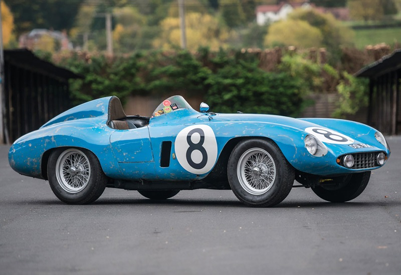 The Top 10 Most Expensive Ferrari Cars In The World   1955 Ferrari 500  Mondial