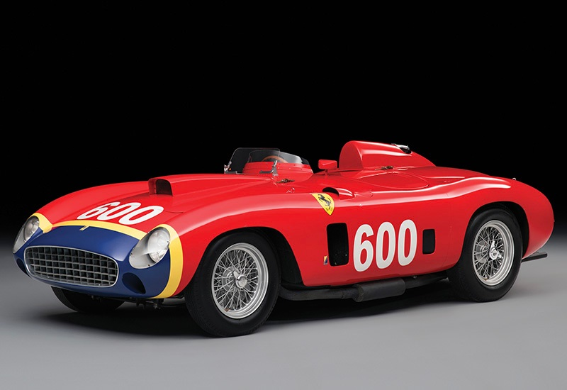 The Top 15 Most Expensive Ferrari Cars In The World   1956 Ferrari 290 MM  Scaglietti