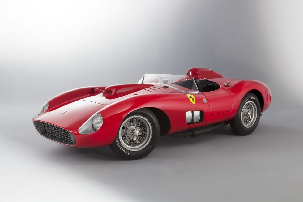 Beautiful The Top 15 Most Expensive Ferrari Cars In The World   1957 Ferrari 335 S  Spider