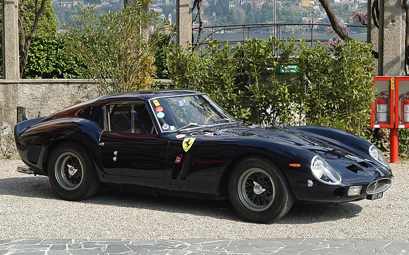 The Top 15 Most Expensive Ferrari Cars In The World   1962 Ferrari 250 GTO