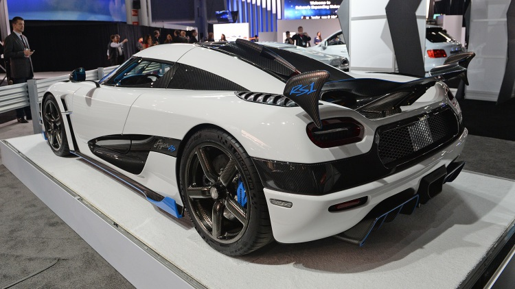 Koenigsegg Agera Unveilied To The Public
