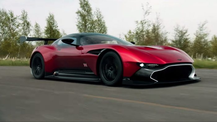 Jeremy Clarkson Reviews the Aston Martin Vulcan
