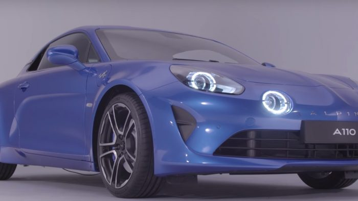 Meet Alpine A110 – A Two Seater Sports Car To Rival the new Porsche Cayman