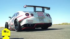 World's Fastest Drift Made Possible by this Nissan GT-R