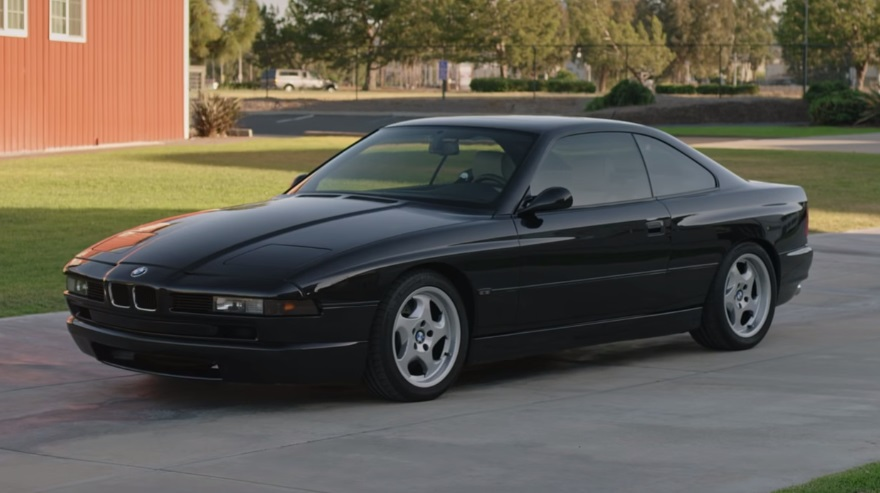 This BMW 850CSi Could Be Your Ultimate Dream Car