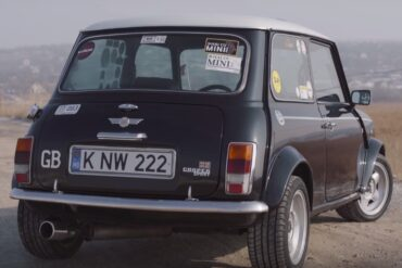 A Moldovan Mini Cooper Beloved By One Man