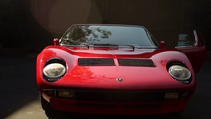Lamborghini Miura - The Car That Put Lamborghini on the Map