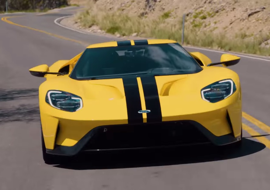 Ford GT Road-Going Version Review